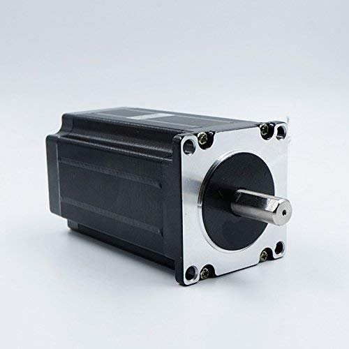 100mm Length for CNC Mill Lathe Router HobbyUnlimited 23HS45-4204S Nema 23 Stepper Motor 4.2A 3.0Nm 425oz.in