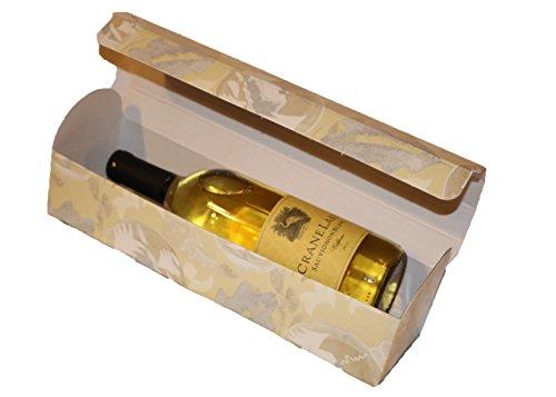 Italian Wine Gift Boxes-Single Bottle, Designer
