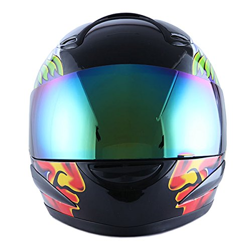 motorcycle street indian adult helmet bratzpq