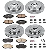 Autospecialty (KOE5452) 1-Click OE Replacement Brake Kit