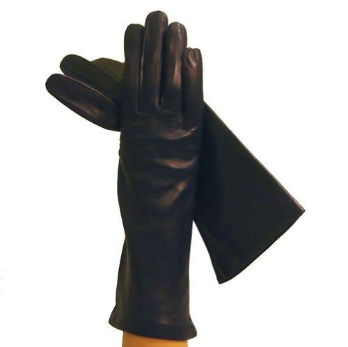 Women's Italian Leather Gloves Lined in Silk.