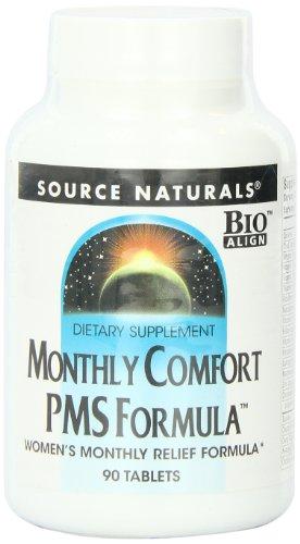 Source Naturals Monthly Comfort, 90 Tablets