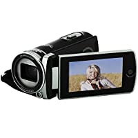 Polaroid ID975-BLK16MP Camcorder Video Camera with 3-Inch LCD Touch Screen (Black)
