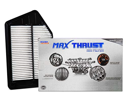 honda air filter accord - 7