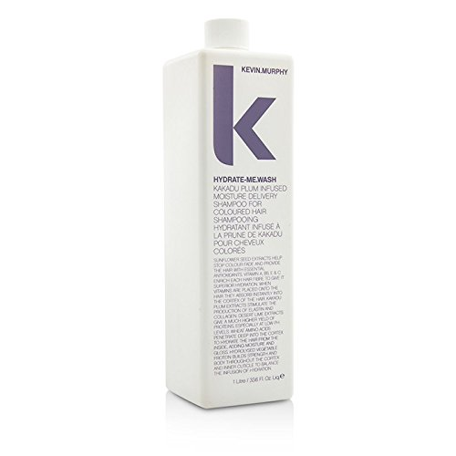 ケヴィン マーフィー Hydrate-Me.Wash (Kakadu Plum Infused Moisture Delivery Shampoo - For Coloured Hair) 1000ml/33.6oz並行輸入品 B07DDKD2NB