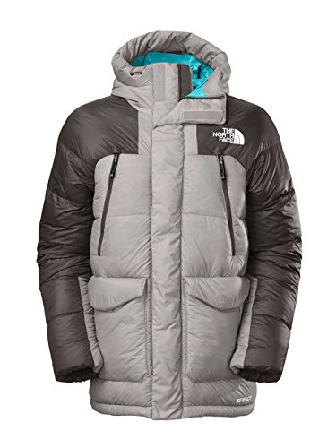 Boys Mcmurdo Down Parka - The North Face Polar Journey Parka - Men's Metallic Silver, S