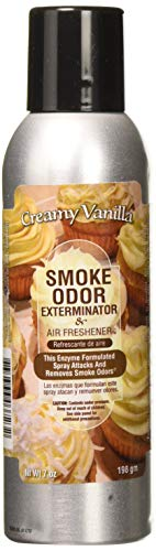 Tobacco Outlet Products Smoke Odor Exterminator,Creamy Vanilla, 7 Count