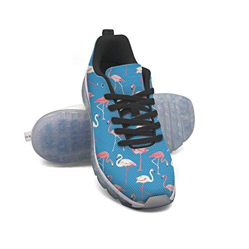 Zapatillas De Deporte De Colchón De Aire De Gimnasia De La Moda De Malla Ligera Faaerd Azules Flamenco De Los Hombres Excelente venta en línea Venta para barato JIFpDH2f8Y