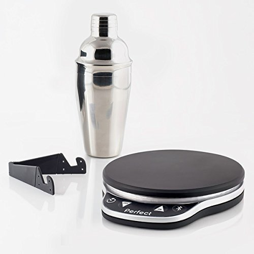 Perfect Drink 2.0 Smart Scale and Interactive Recipe App, Wi