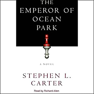 The Emperor of Ocean Park Audiobook