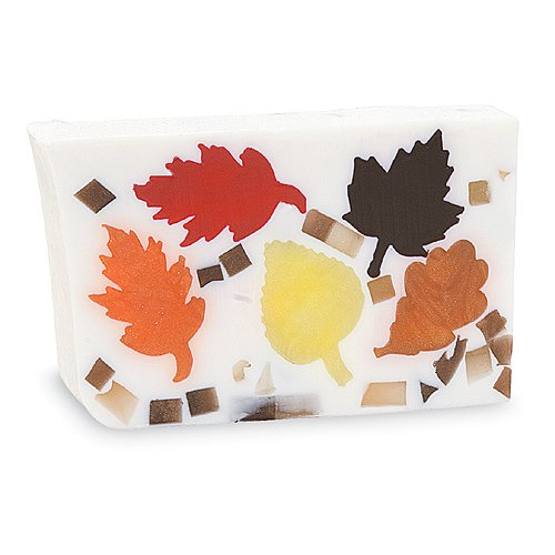 Autumn Leaf Soap - Primal Elements Autumn Leaves 6.0 Oz. Handmade Glycerin Bar Soap