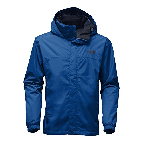 The North Face Men's Resolve 2 Jacket - Turkish Sea/Turkish Sea - 3XL by The North Face