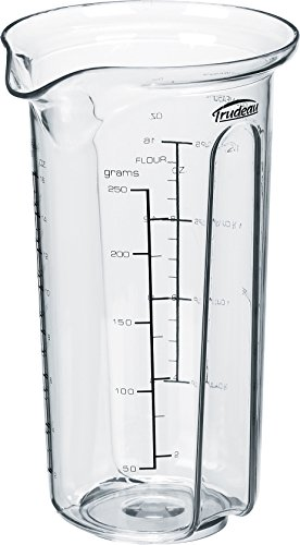 Trudeau Maison Measuring Beaker, 16 oz, Clear