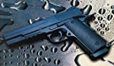 airsoft pistol cyma p.662 black 45 caliber