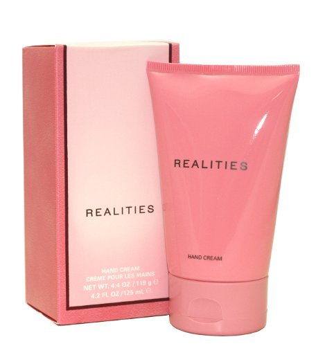 Realities (new) By Liz Claiborne For Women, Hand Cream, 4.2-Ounce Bottle by Liz Claiborne