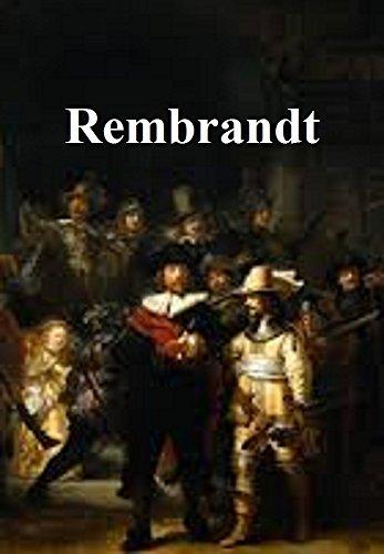 REMBRANDT (ILLUSTRATED) por ESTELLE HURLL