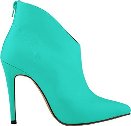 Zapatos verdes Salabobo para mujer EbLt8sNe