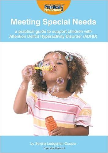 meeting special needs ledgerton cooper selena