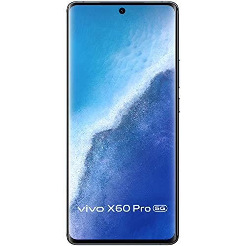 Vivo X60 Pro (Midnight Black, 12GB RAM, 256GB Storage)   Upto 12 Months No Cost EMI   Extra 4000 Off on Exchange