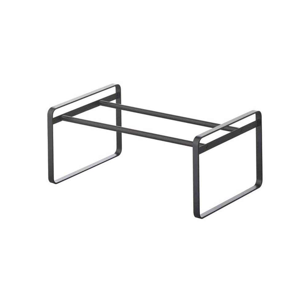 ZXPzZ 靴の棚積み重ね可能な金属の靴の棚の家の棚の収納キャビネットの調節不可能な明白な靴の棚 B07T8BJLCJ