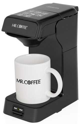 Mr. Coffee Single Serve Coffeemaker