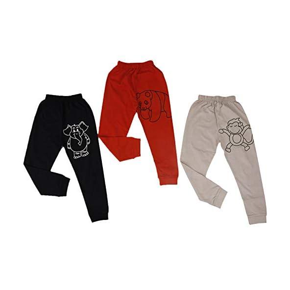 Angaakar Clothings Girls Cotton Printed Ankle Length Pyjama
