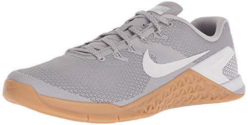 Nike Men's Metcon 4 Training Shoes (10, Grey/Brown)