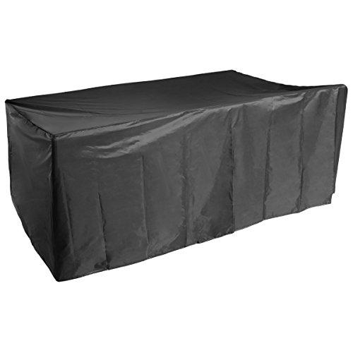 191x126x75cm housse de protection rectangulaire pour - Protection meuble de jardin ...