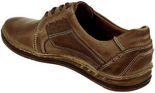 Polbut 395 Chaussures Pour Hommes Cuir À Lacets 395A q35kH4YF