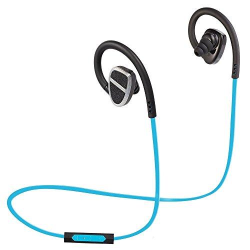 Beskey Headphones Microphone Comfort Fit Sweatproof