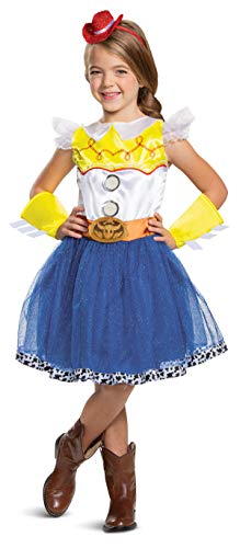Disguise Jessie Tutu Deluxe Toy Story 4 Child Girls ()