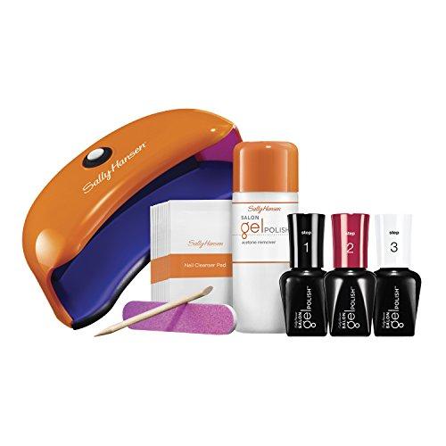 Sally Hansen Salon Pro Gel Starter Kit, Red My Lips by Sally Hansen (Image #6)