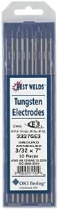 Best Welds 3/32 X 7 Ground E3 Electrode - 1 Pk