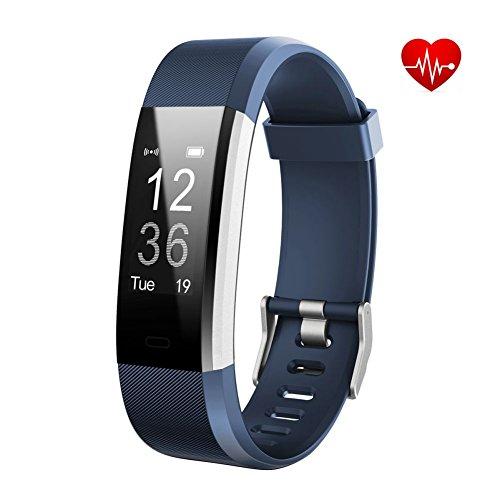 Fitness Tracker Watch,Aesy Multi Health Waterproof Long Time Fitness Sleep Device Monitoring