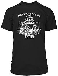 Dungeons & Dragons Can't See Me Rollin' Men's Black Premium Shirt
