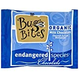 Endangered Species Bug Bites, Natural Milk Chocolate, 0.35-Ounce Packages (Pack of 64)