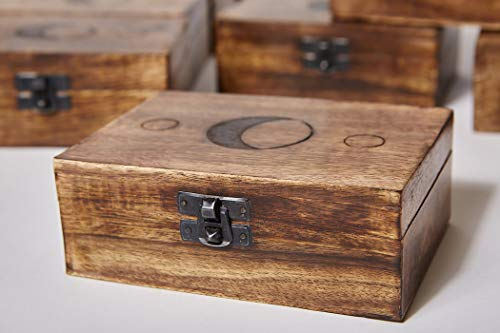 The Moon Deck - Collectors Wooden Box by The Moon Deck (Image #2)