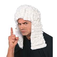 Rubies Costume Retro Judge Wig