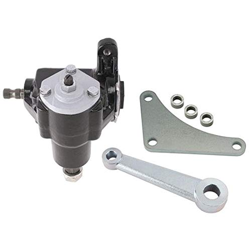 Vega Style Steering Box Combo, All New Assembly