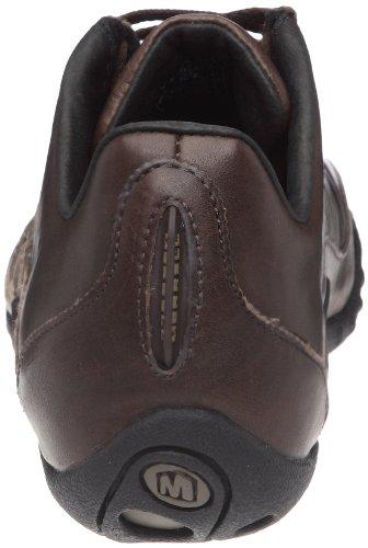 Merrell Sprint Blast, Sneaker uomo Marrone (Espresso/Brindle)