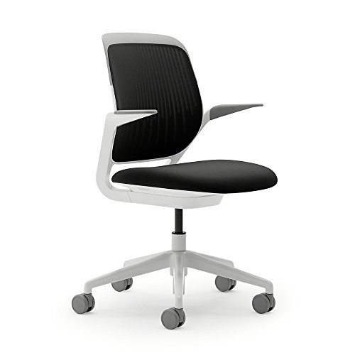 Steelcase Cobi Office Chair Arms With Soft Arm Caps