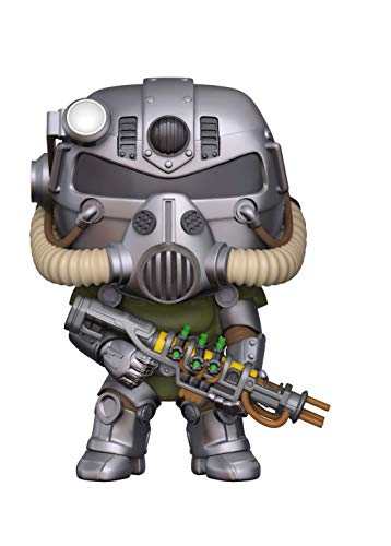 Funko Pop! Games: Fallout - T-51 Power Armor, Standard, Multicolor