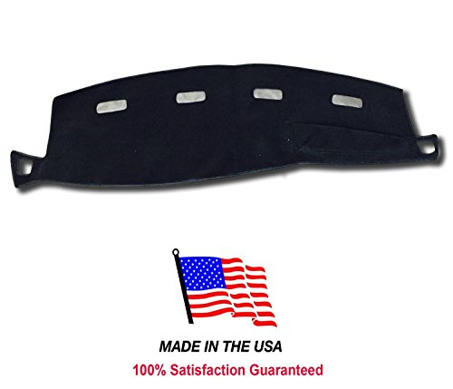 2002-2005 Dodge Ram Pick-Up 1500 Dash Cover Carpet DO1 Fits 2003-2005 Dodge Ram 2500 & 3500 Custom Fit ()