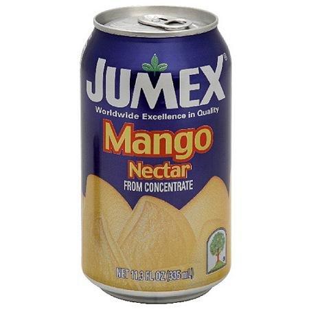 UPC 030684800955, Jumex Mango Nectar, 11.3 oz (Pack of 24)