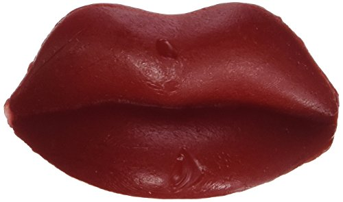 Red Wax Lips - Valentine's Day Candy 12ct -