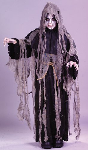 Bad Sandy Halloween Costumes (Reaper Gauze Costume - Large)