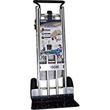 Cosco 3-in-1 Aluminum Hand Truck/Assisted Hand Truck/Cart w/ flat free wheels - Loop Handle