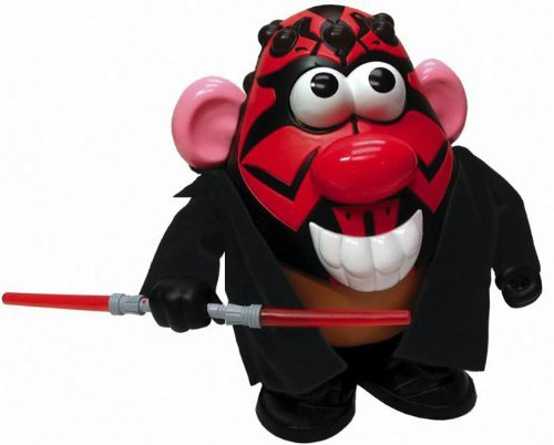 (Disney Star Wars Darth Maul Potato Head Mash)