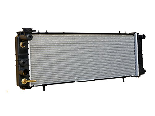 CIFIC 1193 Complete Radiator For Jeep Cherokee 4.0L Sport/Limited/SE L6