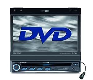 Caliber RDN573BT 1Din manos libres de coche con sistema de navegación Bluetooth negro